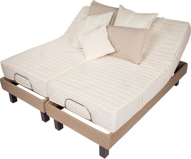 adjustablebeds dual split king california cal eastern western