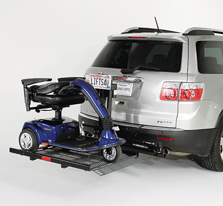 Epedic Scooter Wheelchair Lift