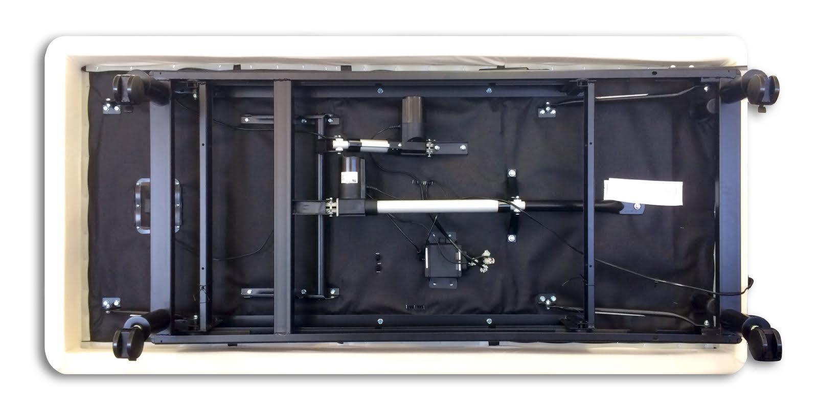 Phoenix Az Full Size Adjustable Bed Electric Motorized Frame Double Power Base Foundation Regular