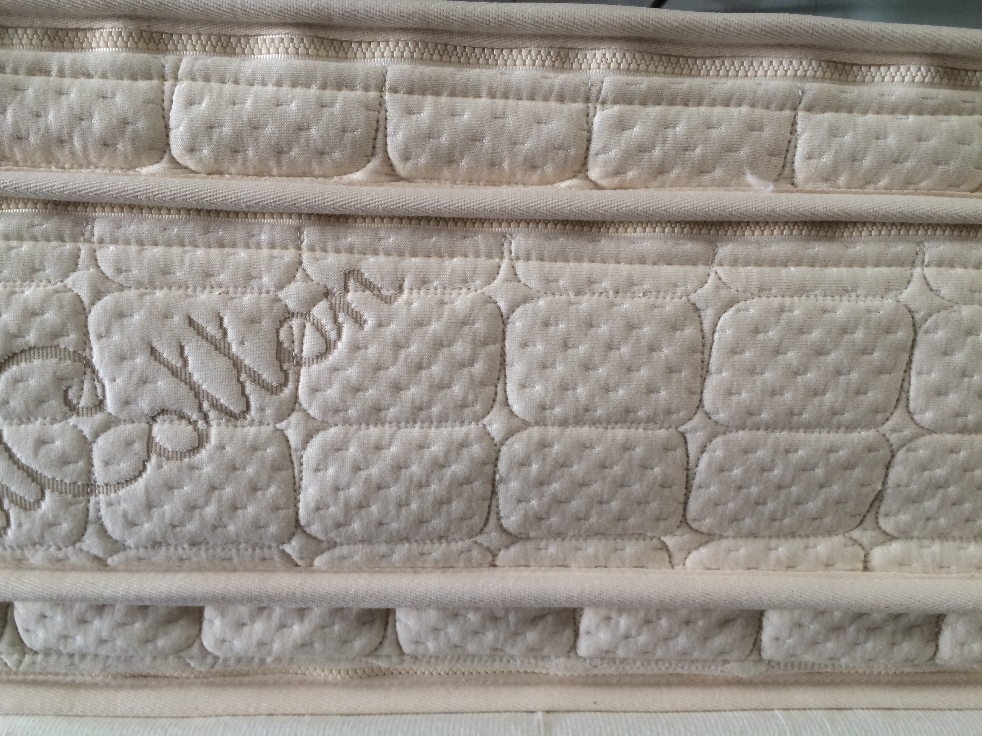 Los Angeles 100 Pure Talalay Latex Mattress La Factory