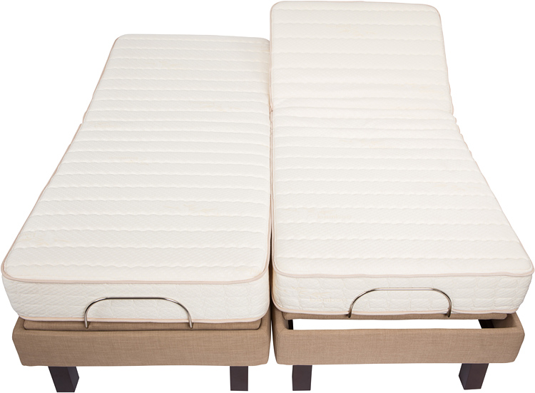 inner spring pocket coil adjustablebed mattress