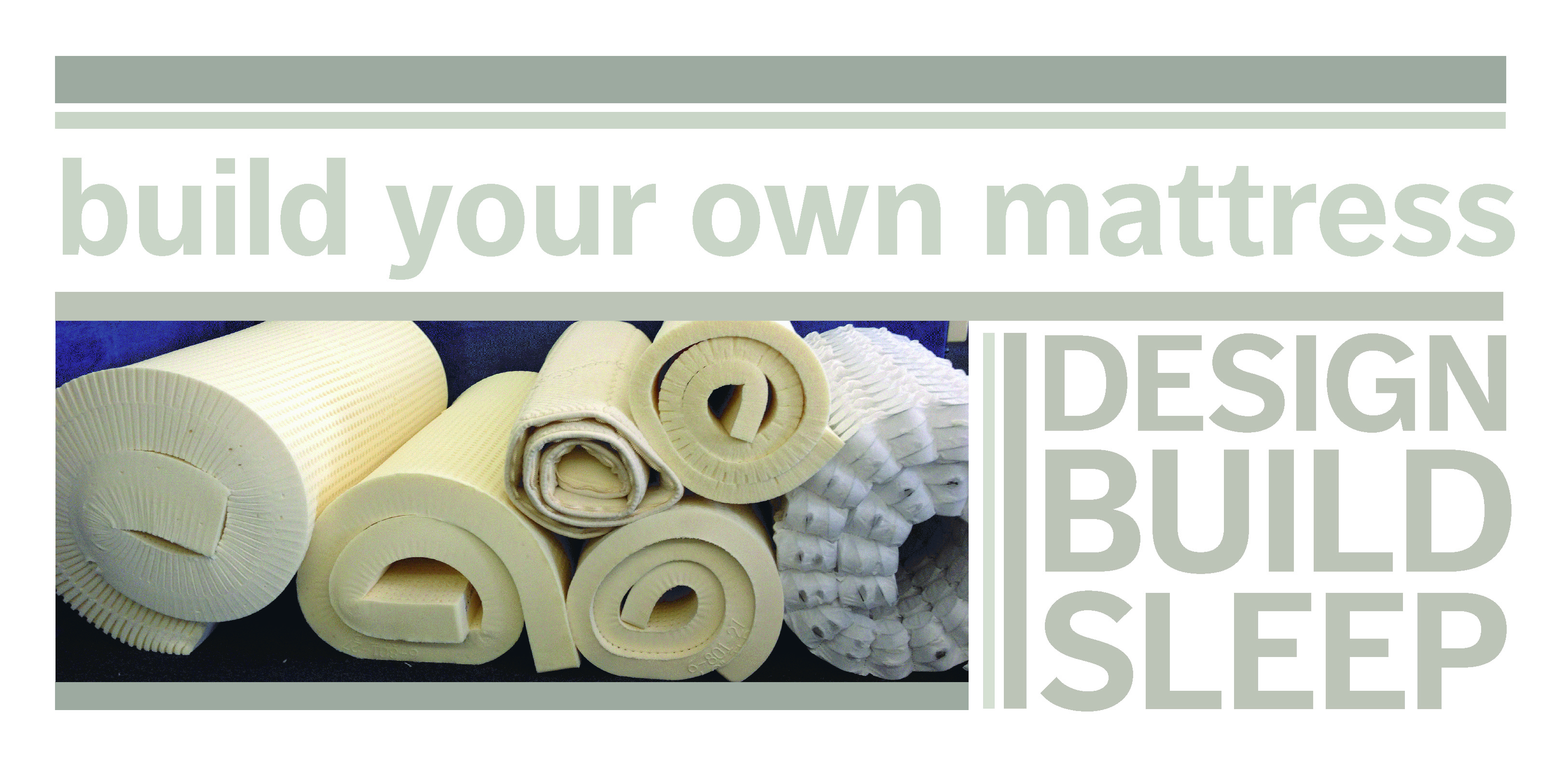 build your own mattress