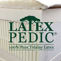 100 pure talalay latex mattress phoenix factory direct