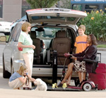 Los Angeles Bruno Wheelchair Lifts Harmar Scooter Lifts