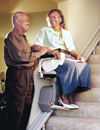 Electra-Ride LT Straight Rail Stairlift