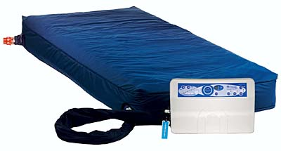 Alternating Pressure Mattress with low air loss - Power Pro Elite
