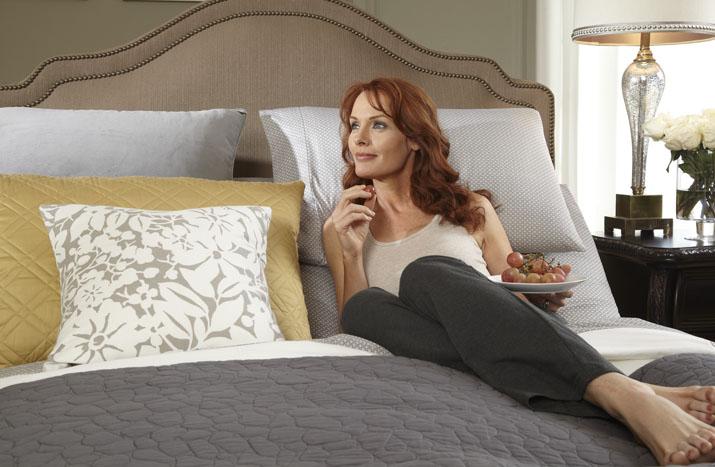 aerobed air mattress on legs