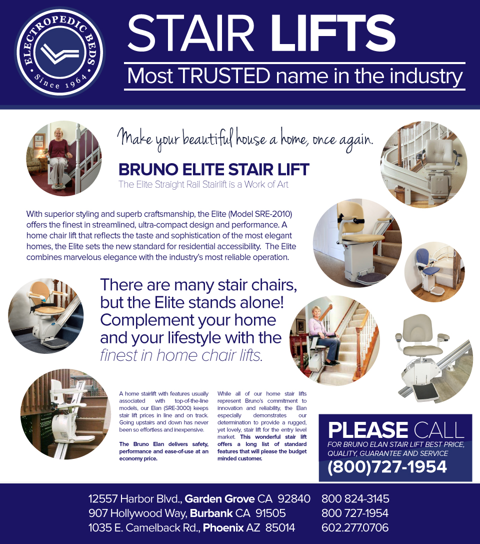 SAN JOSE STAIR LIFT SPECIALISTS