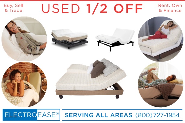 used Adjustable-Beds recycled seconds electric hospital bed