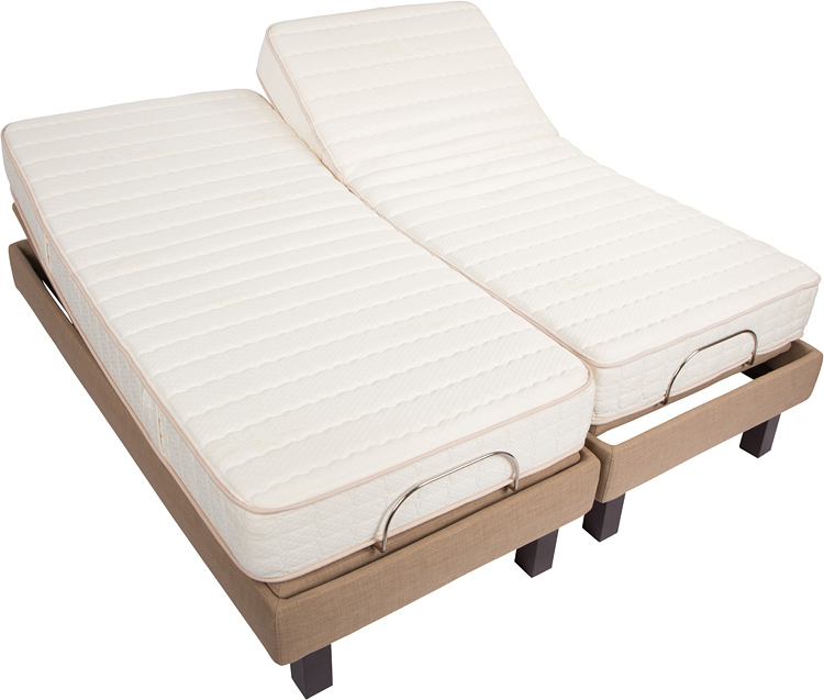 pocketed coil inner spring electric bed mattress