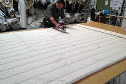 BEST QUALITY TOP OF THE LINE COMFORTABLE 100% PURE TALALAY LATEX FOAM BEDS